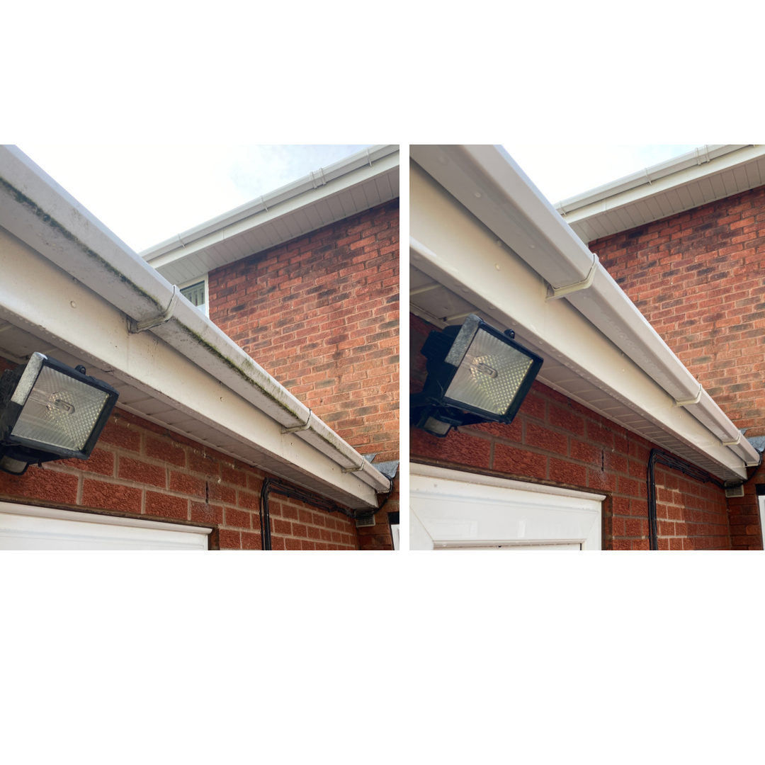 Gutter and Fascia Cleaning