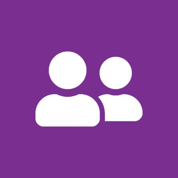 Pay In Person Icon
